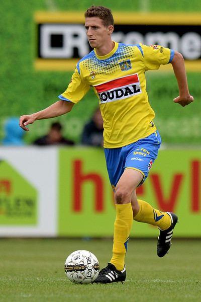 Jens Cools Jens Cools Photos Photos KVC Westerlo v KAA Gent Jupiler League