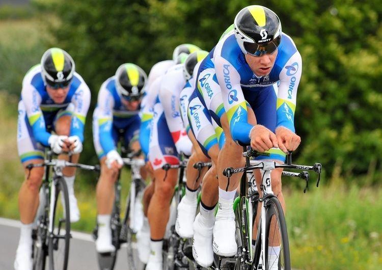 Jens Mouris Jens Mouris Extends with ORICAGreenEDGE ORICASCOTT GreenEDGE Cycling