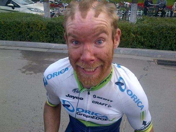 Jens Mouris Dan Jones on Twitter Jens Mouris Half Bushranger Half Cyclist
