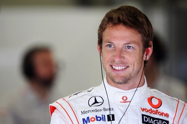 Jenson Button Jenson Button The Touchline Times