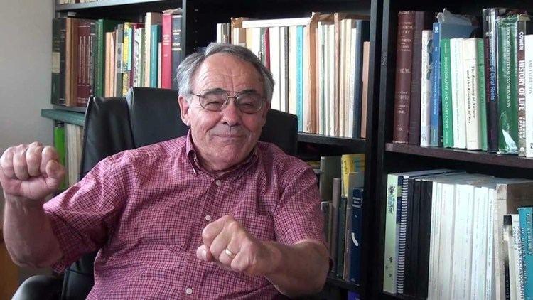 Jere H. Lipps To Know a Scientist Jere H Lipps Paleontologist YouTube