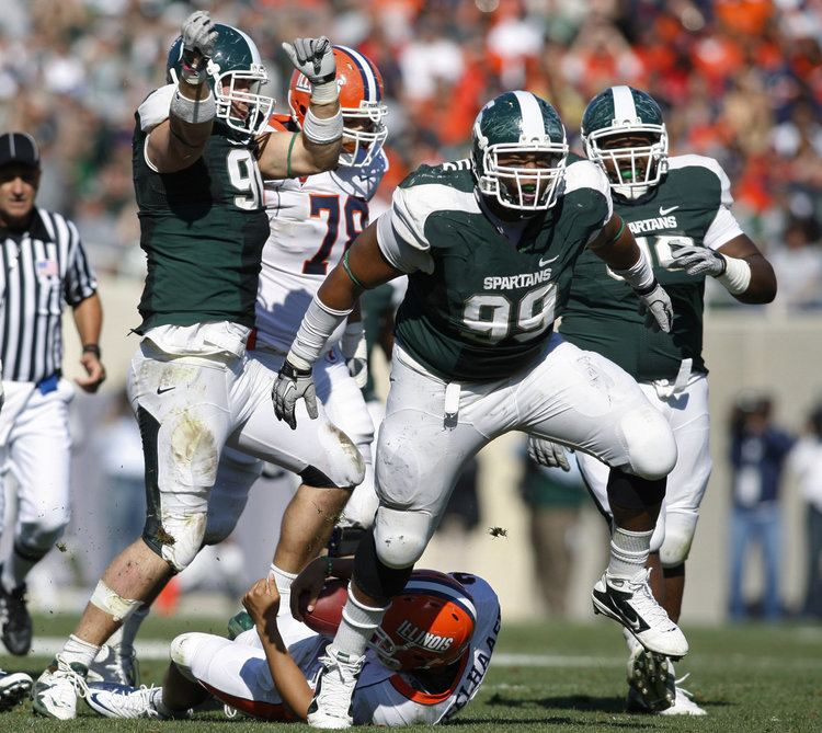 Jerel Worthy As Michigan State tries to replace NFLbound Jerel Worthy Tyler