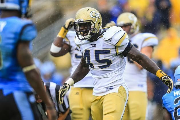 Jeremiah Attaochu Jeremiah Attaochu NFL Draft 2014 Highlights Scouting