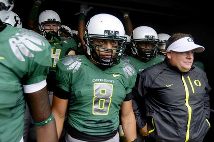 Jeremiah Masoli UO football Nate Costa Jeremiah Masoli tune out the