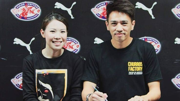 Jeremy Chiang Jeremy Chiang returns to SLeague with Warriors FC after 2014