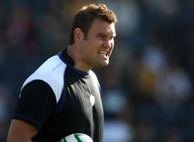 Jeremy Davidson (rugby union) Former Ireland and Lions secondrow Jeremy Davidson to coach at