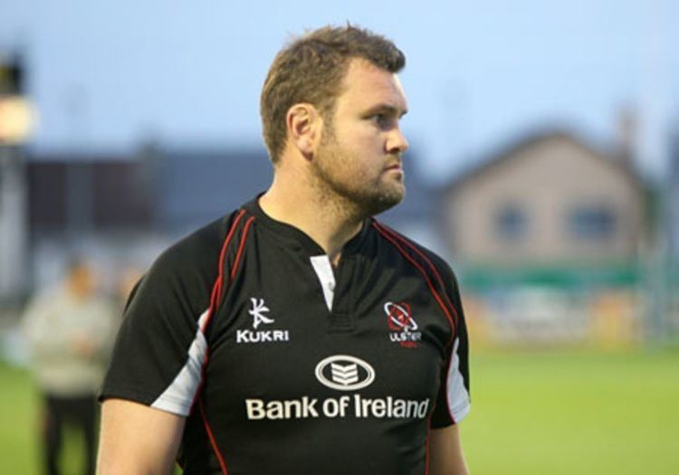 Jeremy Davidson (rugby union) Jeremy Davidson To Leave Ulster Ulster Rugby