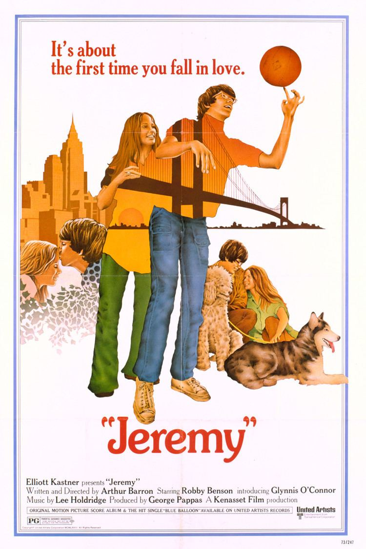 Jeremy (film) wwwgstaticcomtvthumbmovieposters6846p6846p