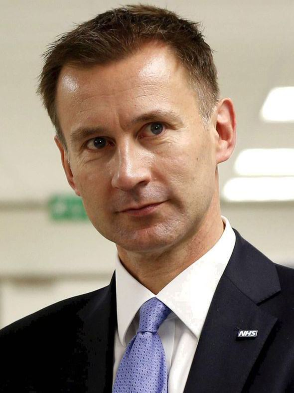 Jeremy Hunt Health Secretary Jeremy Hunt vows to end NHS cruelty cover