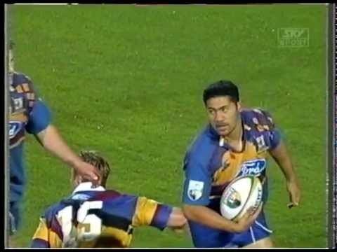 Jeremy Stanley Jeremy Stanley Try vs Chiefs in 1998 YouTube