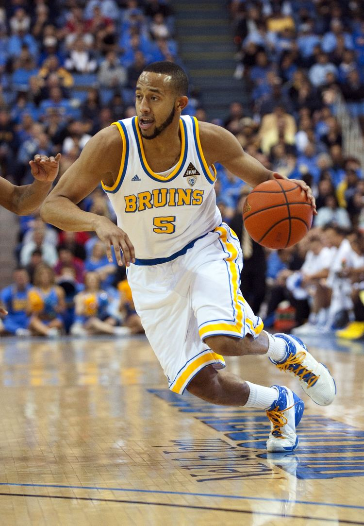 Jerime Anderson UCLA senior point guard Jerime Anderson arrested by UCPD on
