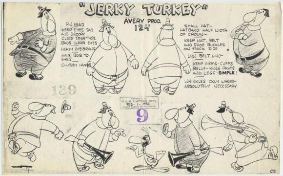 Jerky Turkey Jerky Turkey by Tex Avery