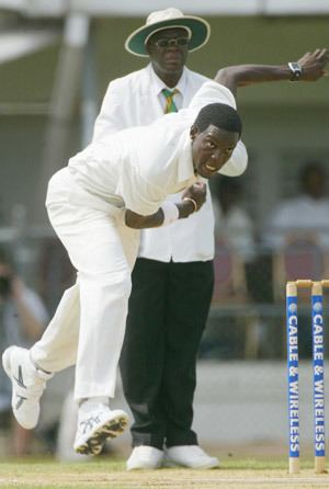 Jermaine Lawson A genuine fastbowler whose career was marred by
