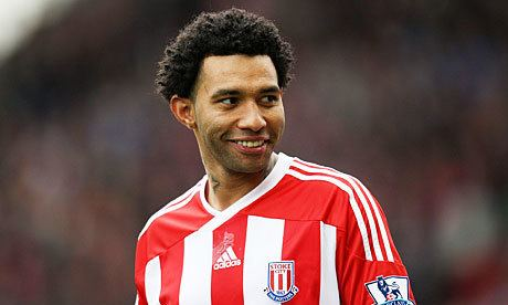 Jermaine Pennant Stoke39s Jermaine Pennant arrested for allegedly assaulting