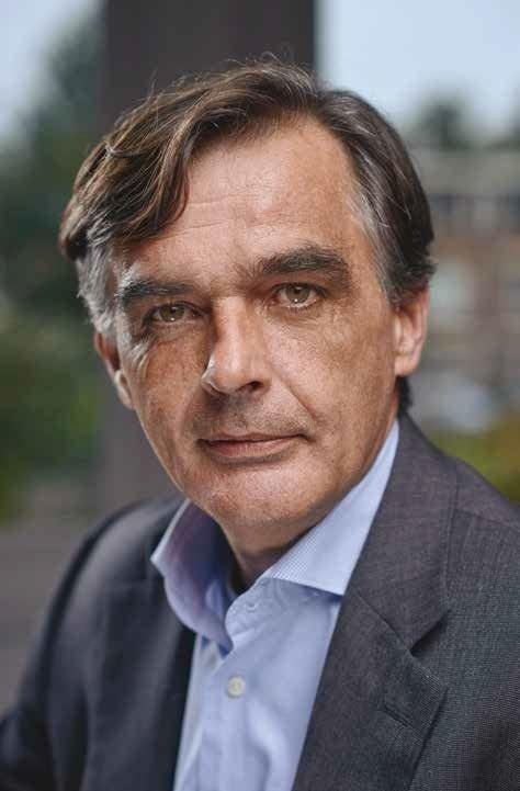 Jeroen Drost Interview met Jeroen Drost Managing Director NPM Capital NGL