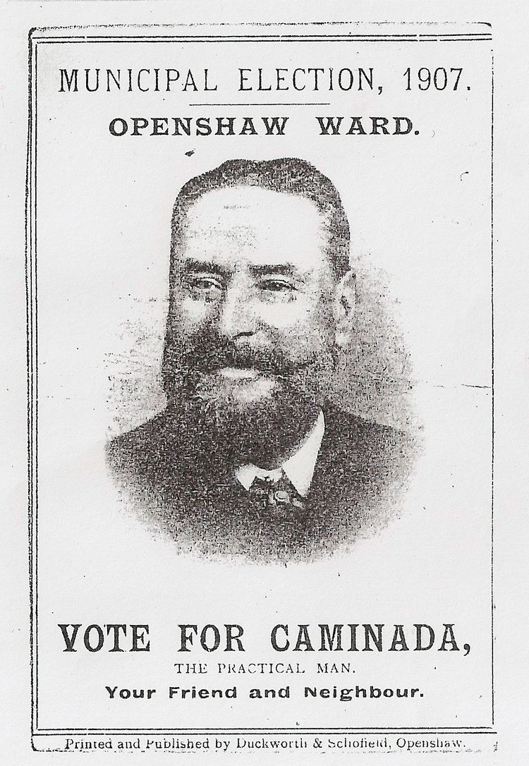 Jerome Caminada Caminada for Councillor39 Victorian Supersleuth