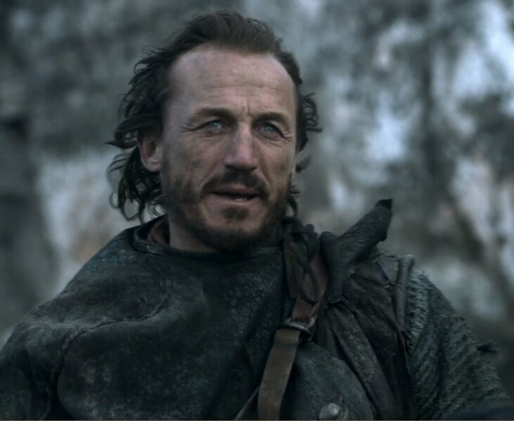 Jerome Flynn Gotta love that sass from Jerome Flynn Bronn from Game of