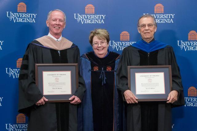 Jerome McGann English Professor Jerome McGann Receives Thomas Jefferson Award for