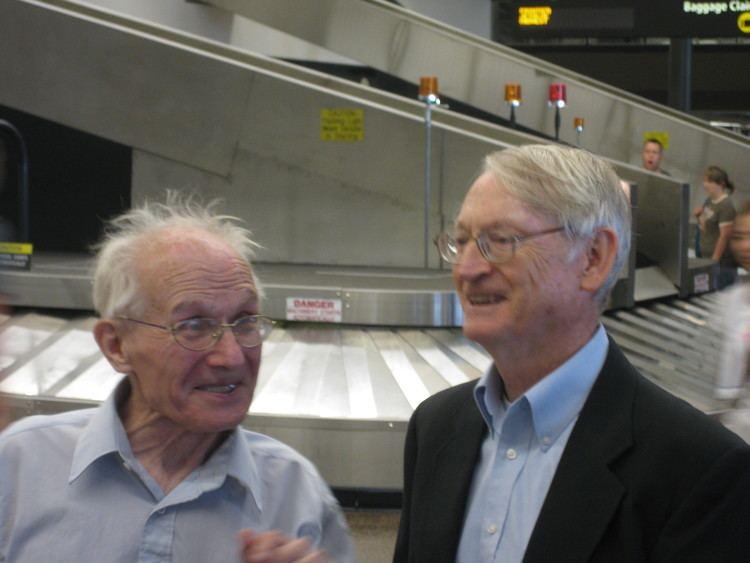 Jerome Pearson Yuri Artsutanov and Jerome Pearson are HERE The Space Elevator Blog