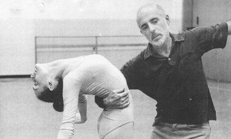 Jerome Robbins Dancing American Humanities