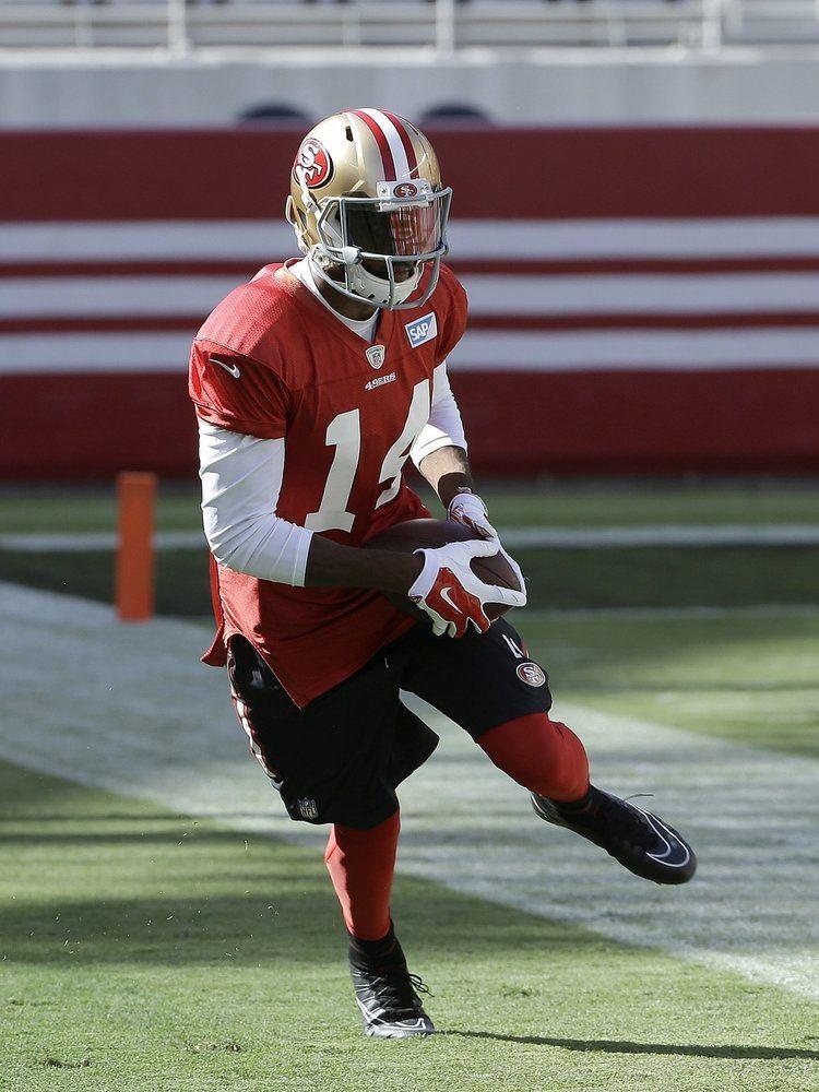 Jerome Simpson NFL suspends 49ers WR Jerome Simpson for 6 games Chicago Tribune