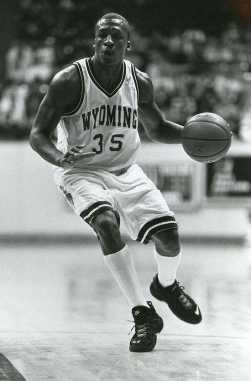 Jeron Roberts Former Cowboy basketball player Jeron Roberts gets his degree Mens