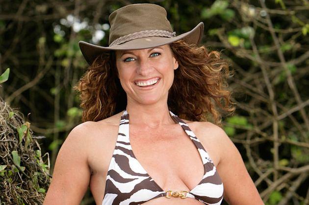 Jerri Manthey Interview Jerri Manthey talks Survivor Heroes vs Villains