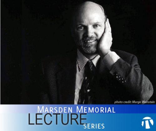Jerrold E. Marsden Marsden Memorial Lecture Series Pacific Institute for