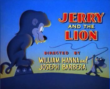 Jerry and the Lion movie poster