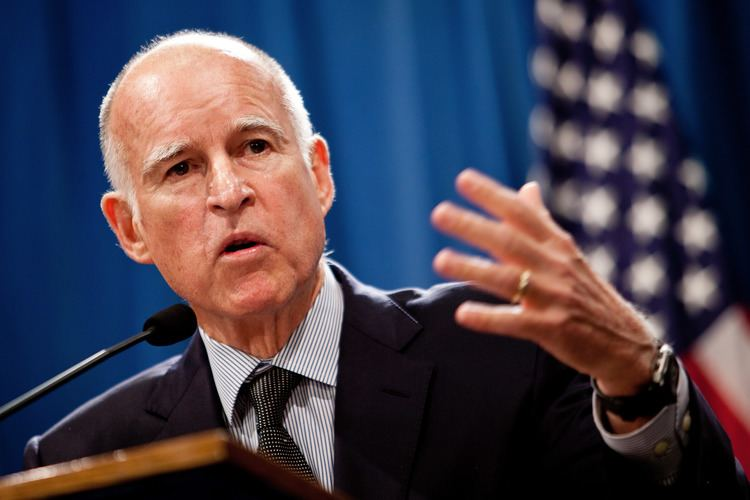 Jerry Brown Governor Jerry Brown to debate Republican opponent Neel