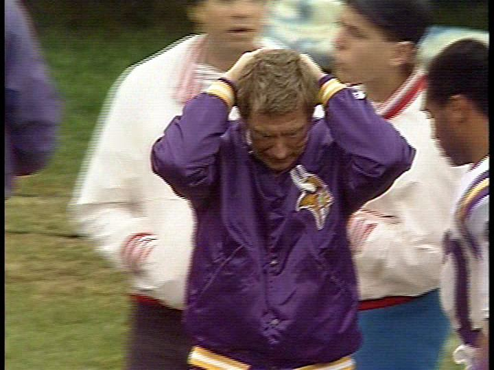 Jerry Burns Look At How Old Jerry Burns Is Vikings Digital Diaries