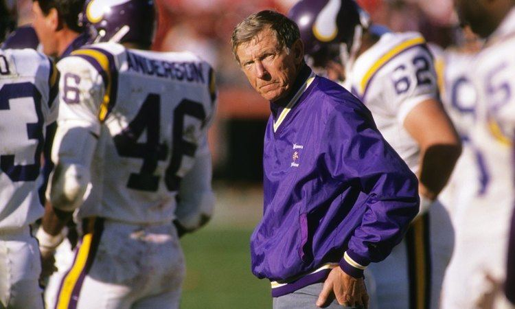 Jerry Burns Norv Turners resignation conjures memories of epic Jerry Burns rant