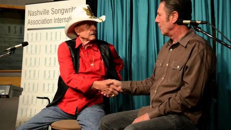 Jerry Chesnut Video Behind the Song TROUBLE Interview with Jerry