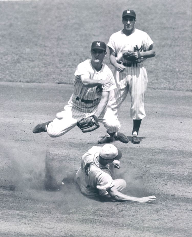 Jerry Coleman Jerry Coleman Baseball Legend Dies At 89 Photograph From 1949