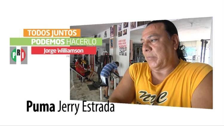 Jerry Estrada Puma Jerry Estrada cree en Jorge Williamson YouTube