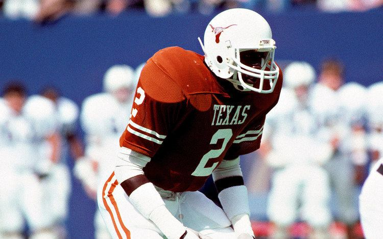Jerry Gray Jerry Gray Texas DB 2013 Hall of Fame Class photo