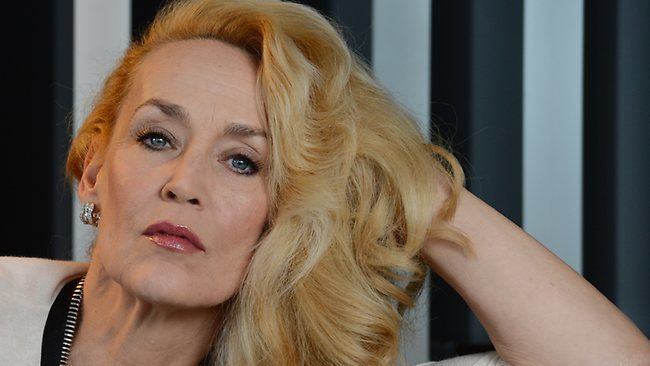 Jerry Hall Jerry Hall opens up about modelling motherhood and