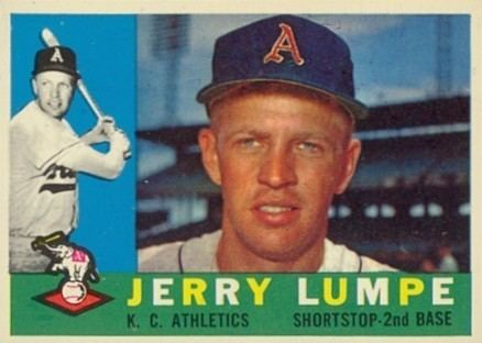 Jerry Lumpe 1960 Topps Jerry Lumpe 290 Baseball Card Value Price Guide