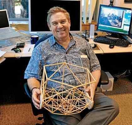 Jerry Nelson (astronomer) Legendary UC Santa Cruz astronomer and astrophysicist Jerry Nelson dies