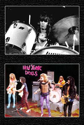Jerry Nolan PeterCrissnet The Only Official Website of Drummer Peter Criss