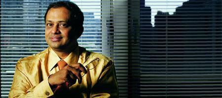 Jerry Rao Jaithirth Jerry Rao 2006 Distinguished Entrepreneurial