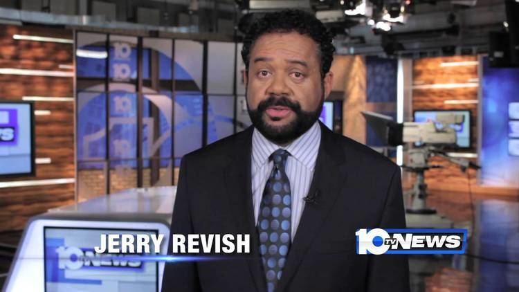 Jerry Revish EXCLUSIVE Jerry Revish Interviews President Obama Tonight On 10TV