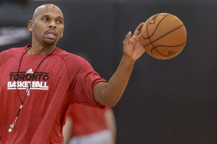Jerry Stackhouse NBA vet Jerry Stackhouse adapting to life as a coach with Raptors