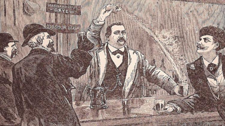 Jerry Thomas (bartender) - Alchetron, the free social