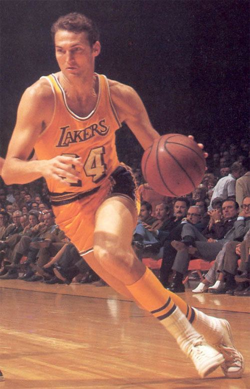 Jerry West The story of the NBA logo Logo Design Love