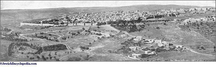 Jerusalem in the past, History of Jerusalem