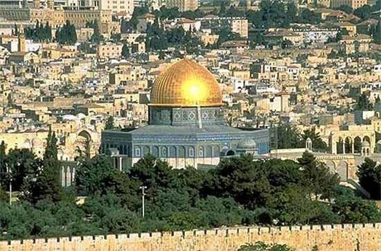 Jerusalem Beautiful Landscapes of Jerusalem