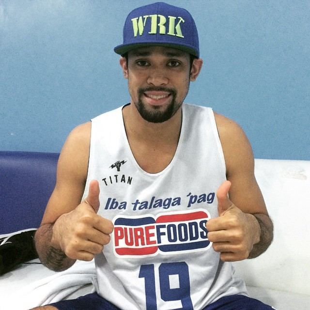 Jerwin Gaco Belated Happy Birthday Jerwin Gaco Purefoods Star