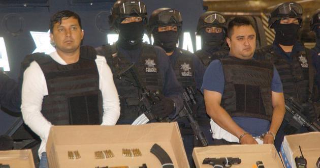 Jesús Enrique Rejón Aguilar Encarcelan a El Mamito fundador de Los Zetas Azteca Noticias