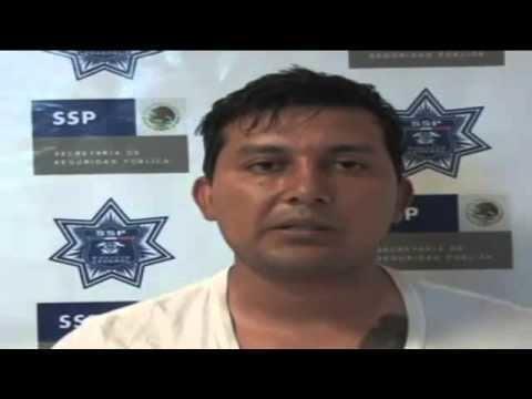 Jesús Enrique Rejón Aguilar Jess Enrique Rejn Aguilar alias El Mamito Julio 2011 YouTube